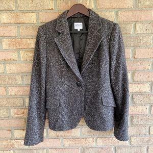 Armani Collezioni Lana Wool Alpaca Blazer